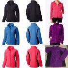 AUTHENTIC COLUMBIA WOMEN's Winter Full-Zip Fleece Jacket XS-S-M-L-XL-1X-2X-3X