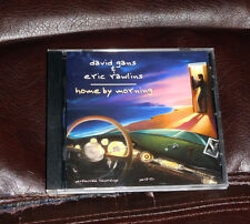 David Gans and Eric Rawlins HOME BY MORNING CD Salisbury Plain HOOKER RIVER