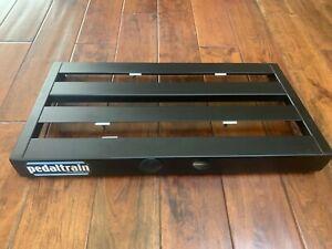 Pedaltrain PS25 pedal board with soft case