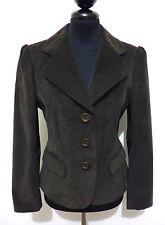 MARELLA Giacca Donna Velluto Woman Velvet Jacket Blazer Sz.S - 40