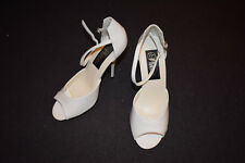 Pleaser USA Pumps White 50er Rockabella Lack Rockabilly Shoes Burlesque show