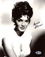 CONNIE FRANCIS SIGNED AUTOGRAPHED 8x10 PHOTO WHO'S SORRY NOW LEGEND BECKETT BAS