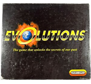 Vintage Evolutions Board Game by Spear's Games 1996 | Complete