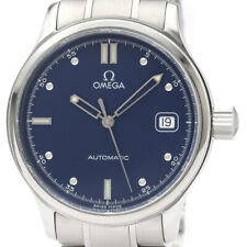 Polished OMEGA Classic Stainless Steel Automatic Mens Watch 5203.80 BF507350