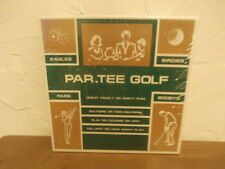 Par Tee Golf Game New In Box Great Family Or Party Fun Golfers or Non-Golfers