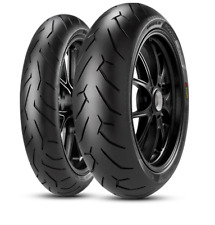 Offerta Gomme Moto Pirelli 110/70 ZR17 54W (Anteriore) DIABLO ROSSO II pneumatic