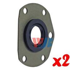 Pair of 2 WJB WS8549S Oil Seal Wheel Seal Cross 8549S