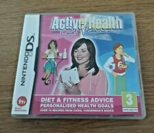 Active Health With Carol Vorderman Nintendo DS DSI DSL NDS 3DS Game FREE P&P