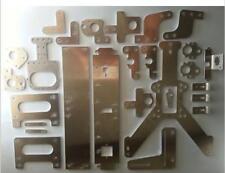 Mendel Max 2.0 complete aluminum plates set/kit