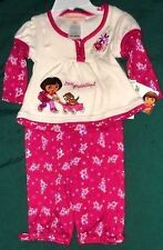 NEW DORA OUTFIT INFANT GIRLS 3-6 mo's....,.,.,..,