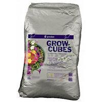 Grodan MINI GROW CUBES 2 CF Cubic Feet Rockwool Loose Fill Stonewool Hydroponics