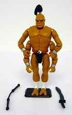 MORTAL KOMBAT GORO Vintage GI Joe Action Figure Movie COMPLETE 1994