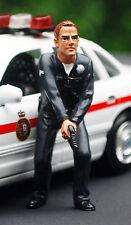 24033, agente di polizia III, 1:24, American Diorama NUOVO, NUOVO 2016 NUOVO, NUOVO