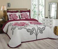Colcha reversible GIOVANNA para camas de 135 y 150cm Cojines opcionales.