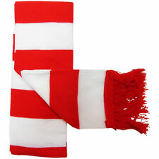 NEW KIDS MENS LADIES PARTY FANCY DRESS SCARF RED WHITE STRIPES WHERES HEN STAG