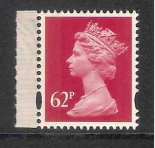GB 2009 sg Y1786 62p litho 2 bands Treasures Archive booklet stamp MNH ex Y1758e