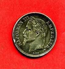 (F.08) 2 FRANCS NAPOLÉON III 1867 A (SUP)