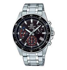 Casio Edifice EFV-540D-1AV  Men's Chronograph Black Dial Neo Display Watch