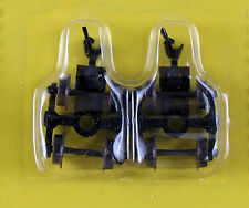 Atlas 22071 N Scale 100-Ton Roller Bearing Trucks with Accumate Couplers. New