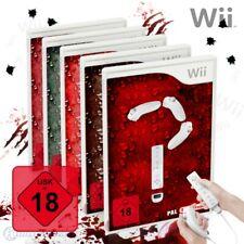 5x Nintendo Wii Original Spiele ab 18, Sammlung, Games, Überraschung, Mix, Set