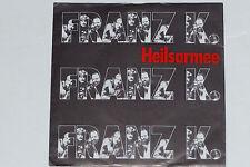 """FRANZ K. -Heilsarmee / Es Ist Vorbei- 7"""" 45 CBS Records (CBS A 3351) 1983"""