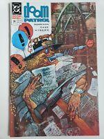 DOOM PATROL #31 (1990) DC COMICS MORRISON! 1ST APPEARANCE OF WILLOUGHBY KIPLING!