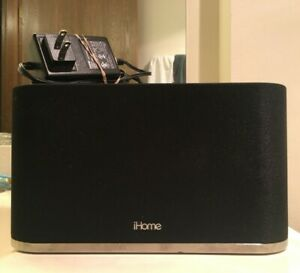 iHome Wireless Stereo Speaker  iW2 Z W2