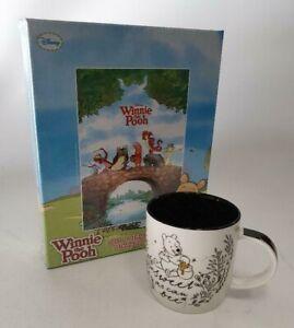 DISNEY WINNIE THE POOH DESIGN 1000PCE JIGSAW PUZZLE & CERAMIC COFFEE MUG