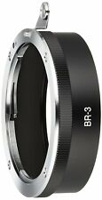 Nikon Official BR-3 52mm Mount Adapter Ring Made in Japan Import free shipping