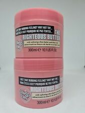 2x Soap & Glory The Righteous Body Butter 300ml Each