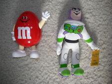 M and M Candy Dispenser Walt Disney World BUZZ Mini Bean