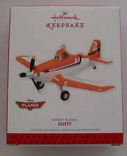 Hallmark Disney Disney Planes Dusty Airplane Crop Duster Christmas Ornament