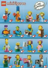 LEGO Minifig Figurine Minifigure 71009 Serie Simpson 2 NEUF NEW