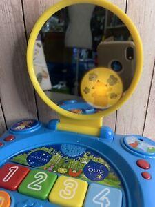 CBeebies ~ In the Night Garden ~ Magic Mirror Laptop ~  Baby Preschool Toy