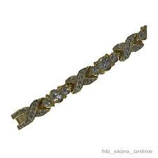 Edel Magnetarmband mit Ziersteinen - Armband mit 8 Magneten - Magnet Armband