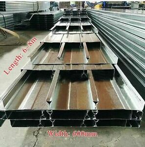 bondek sheet  steel formwork 1mm thick