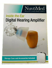 NuvoMed Inside the Ear Digital Hearing Amplifier - RETAIL PACKAGING
