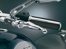KURYAKYN CHROME SILHOUETTE LEVERS FOR 1996-2007 HARLEY DAVIDSON ROAD KING MODELS