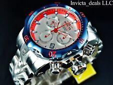 Invicta Men's 54mm Venom Swiss Z60 Chronograph Silver Dial Limited Edition Watch
