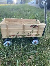MINIATURE FLEXIBLE FLYER STAKE BED WAGON