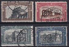 1926 REGNO D' ITALIA NR.206/209 SERIE COMPELTA 4 VALORI USATO RR