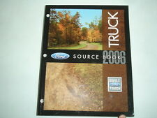 2006 Ford Dealer Truck Product Facts Source Book F150 F250 F350 F450 Ranger Van