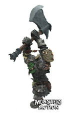 "Warhammer Giant Orc 24"" Tall Prefinished Statue 221ph01"
