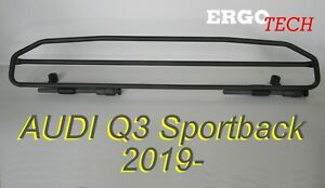 Divisorio Griglia Rete Divisoria per AUDI Q3 Sportback 2019-, per cani e bagagli
