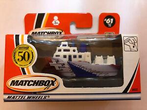 MATCHBOX Glacier Racer, 61/75, 50th Anniversary, BRAND NEW