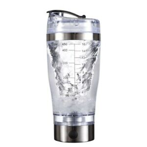 USB Rechargeable Electric Mixing Cup Portable Protein Powder Automatic Shaker