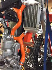 Pro Factory Hoses Radiator Silicone Y Hose Kit KTM 85 sx 2013-2017 Orange