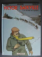 Victor Sackville 19 EO La Nonne de Quebec Lombard Rare Carin Rivière Canada