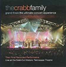 Grand Finale: The Ultimate Concert Experience by The Crabb Family (CD,...