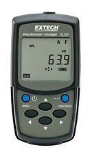 Sl355 Extech Personal Noise Dosimeter Lightweight New Comes With Belt Clip